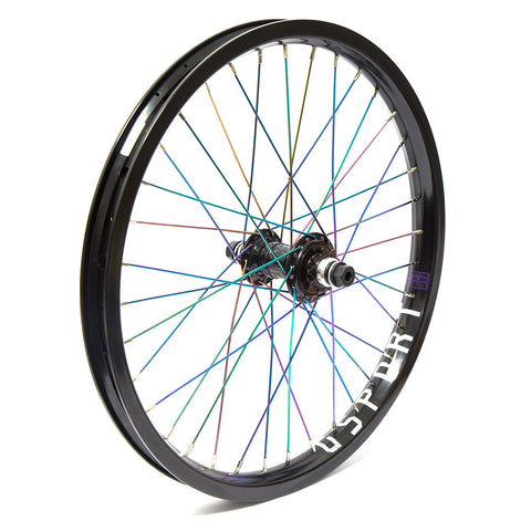 Profile Mini/GSport Birdcage Custom Rear Wheel For Sale Back Bone BMX Australia