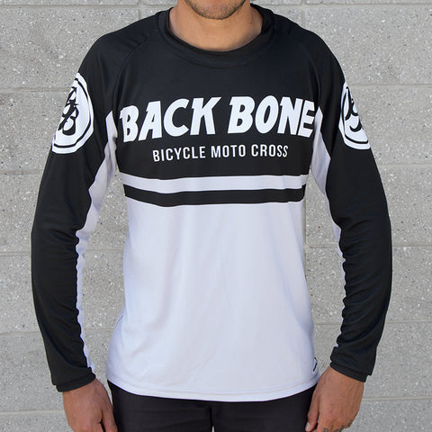 Back Bone BMX Race Jersey - Youth sizes