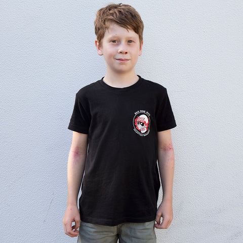 Back Bone BMX Radical Bone T-Shirt - Youth Sizes