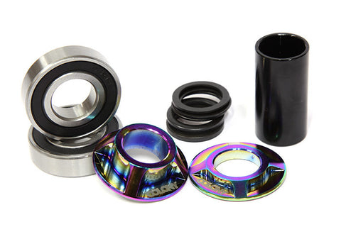 Colony Bottom Bracket - Rainbow - Back Bone BMX Shop Australia