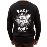Back Bone BMX Rat Crewneck
