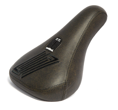 United Reborn Fat Pivotal Seat - Dark Brown For Sale Back Bone BMX Australia