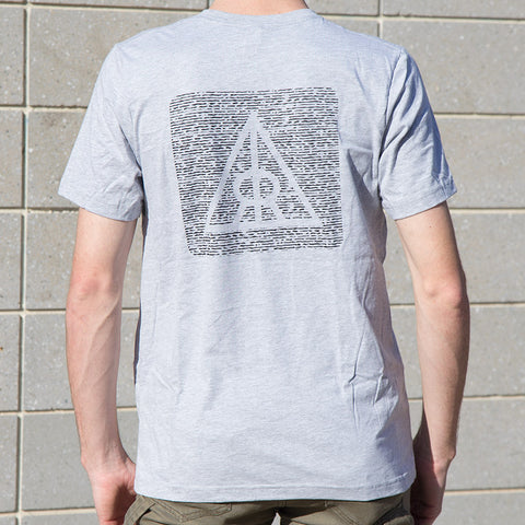 Relic Static T-Shirt - Back Bone BMX Shop Australia