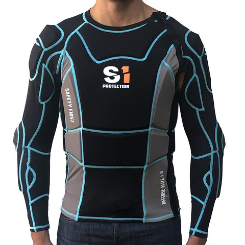 S1 Protection BMX Body Armour - Elite High Impact