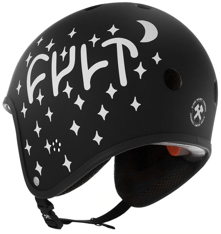 S-One x Cult Retro Lifer Helmet