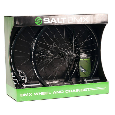 Salt Valon Wheel & Chainset