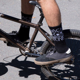 Back Bone BMX Skull Socks - Back Bone BMX Shop Australia