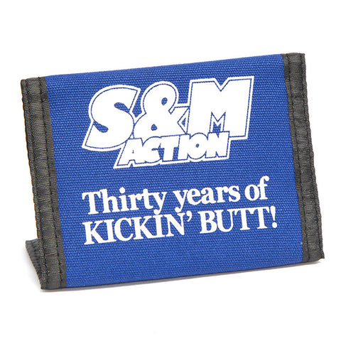 S&M Action 30 Year Wallet For Sale Back Bone BMX Australia