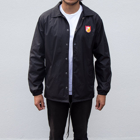 S&M Windshield Coach Jacket - Black