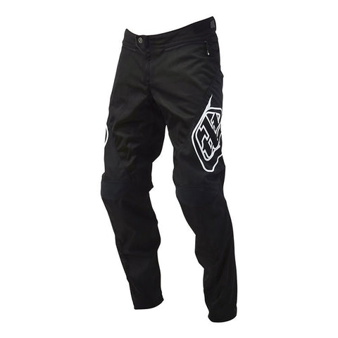 Troy Lee Designs Sprint BMX Race Pants - Black (Youth) For Sale Back Bone BMX Australia