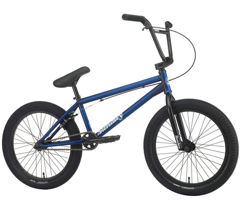 Sunday Scout BMX Bike (2020) - Trans Blue