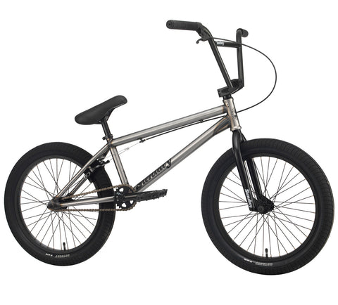 Sunday Scout BMX Bike (2020) - Raw