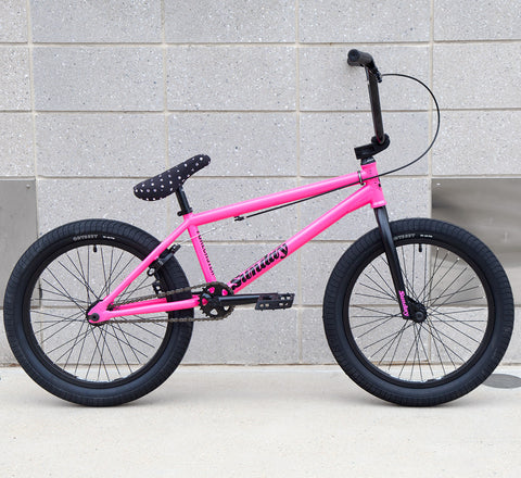 Sunday Forecaster BMX Bike (2019) - Hot Pink (Aaron Ross) For Sale Back Bone BMX Australia