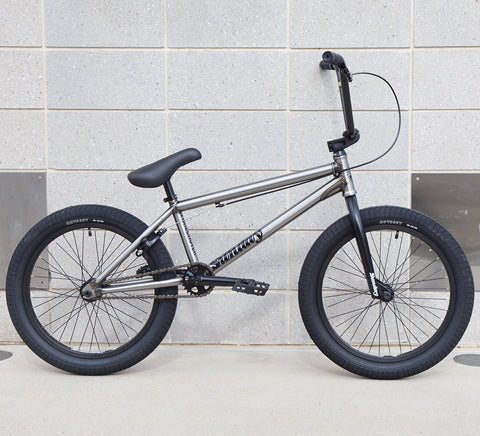 Sunday Forecaster BMX Bike (2019) - Gloss Raw (Alex Siemon) For Sale Back Bone BMX Australia