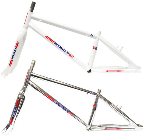 Skyway TA Cruiser Frameset For Sale Back Bone BMX Australia
