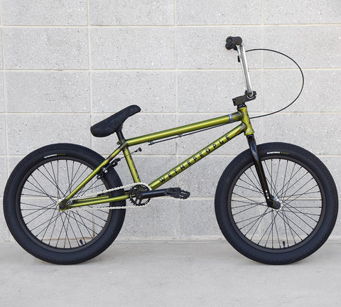 Wethepeople Trust 2018 BMX Bike - Trans Lime For Sale Back Bone BMX Australia