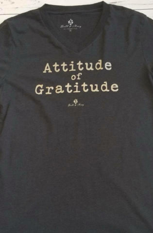 New Bell and May Tees - Attitude of Gratitude