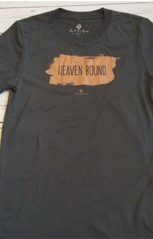 New Bell and May Tees - Heaven Bound
