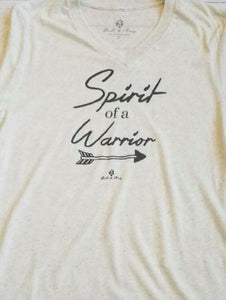 "New Bell and May Tees - ""Spirit of a Warrior"""