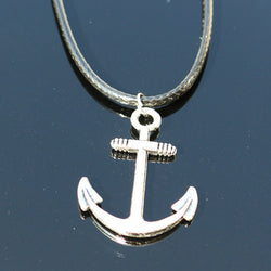 Charming anchor necklace - Noneend Outlet