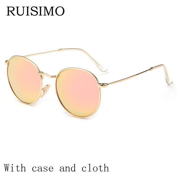 Women Round Sunglasses - Noneend Outlet