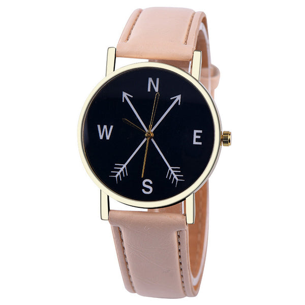 Beige pu wrist - Noneend Outlet
