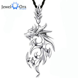 Dragon Shape Necklace - Noneend Outlet