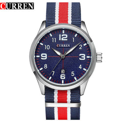 Curren Luxury Sports Watch - Noneend Outlet