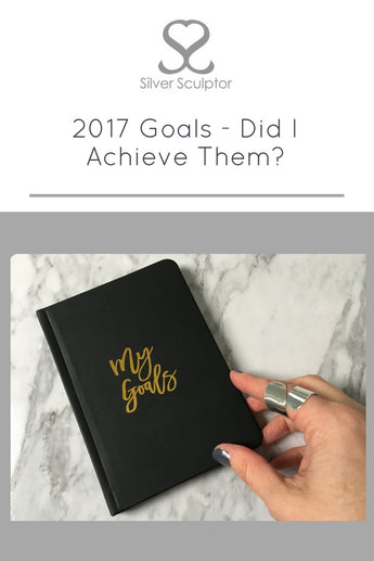 2017 Goals - Did I Achieve Them?
