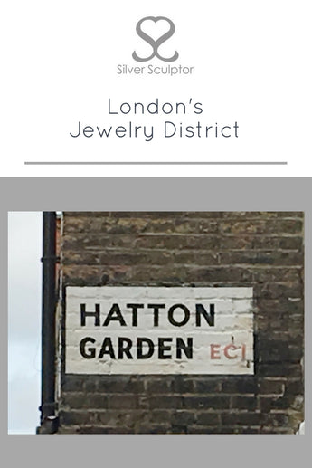 London's Jewelry District