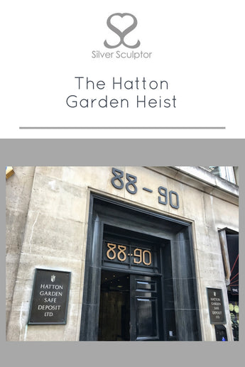 The Hatton Garden Heist