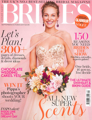 Brides Magazine September/October 2017