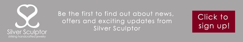 Sign up to receive updates from Silver Sculptor