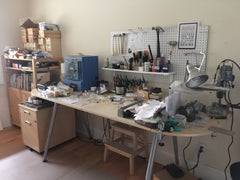 Studio at Silver Sculptor