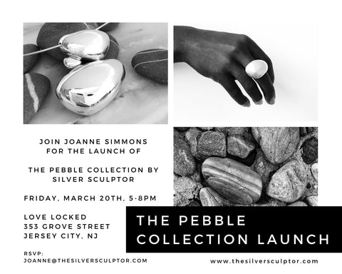 Pebble Collection Launch