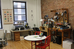 Metalicious Studio in Manhattan