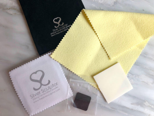 Jewelry Polishing Cloth | Silver Sculptor