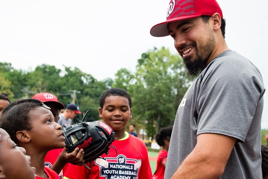 Anthony Rendon With Kids