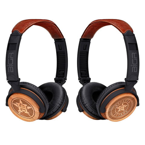 Houston Astros Custom Headphones