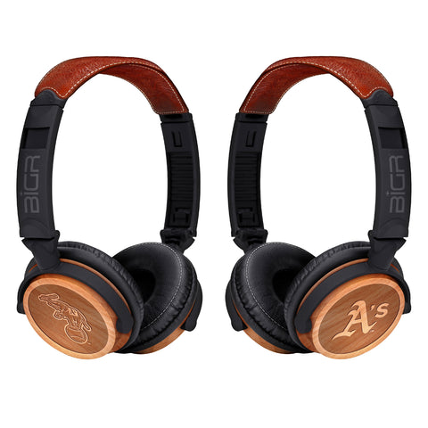 Oakland Athletics Custom Headphones