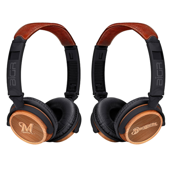 Milwaukee Brewers Custom Headphones