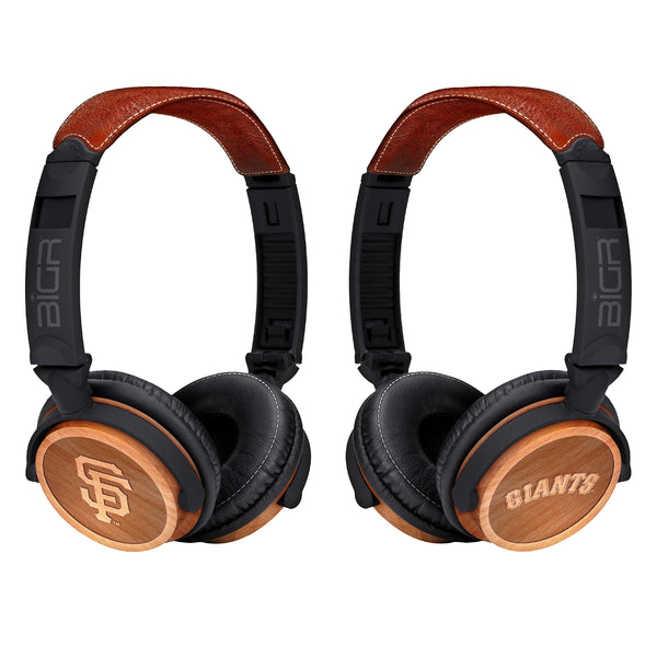 San Francisco Giants Custom Headphones