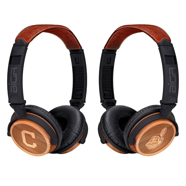 Cleveland Indians Custom Headphones