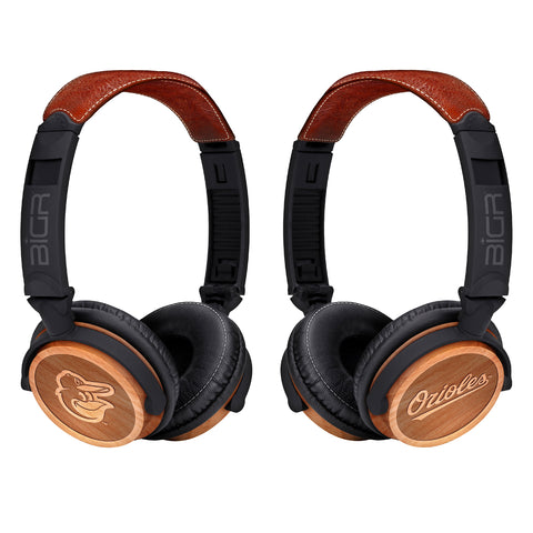 Baltimore Orioles Custom Headphones