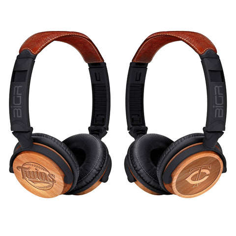 Minnesota Twins Custom Headphones