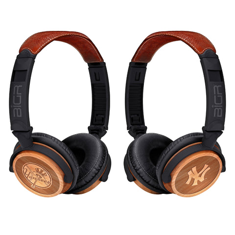 New York Yankees Custom Headphones