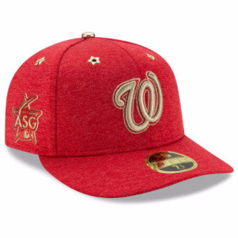 Stephen Strasburg Autographed 2017 All-Star Game Hat