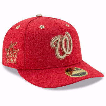 Max Scherzer Autographed 2017 All-Star Game Hat