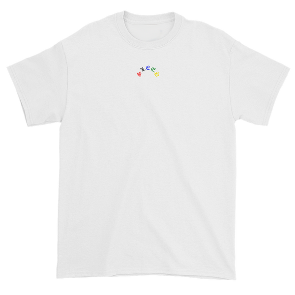 White MicroLogo Shirt
