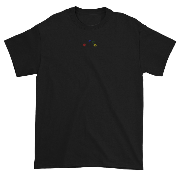 Black MicroLogo Shirt